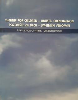 Theatre for Children - Artistic Phenomenon, 2015
