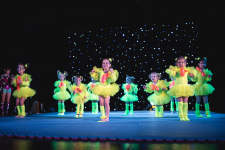Kolaž modernog plesa