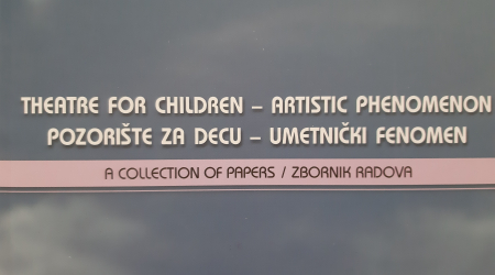 Theatre for children - Artistic Phenomenon, Collection of Papers