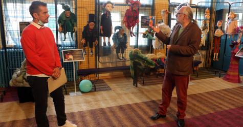 Izložba pozorišta za decu Kragujevac
